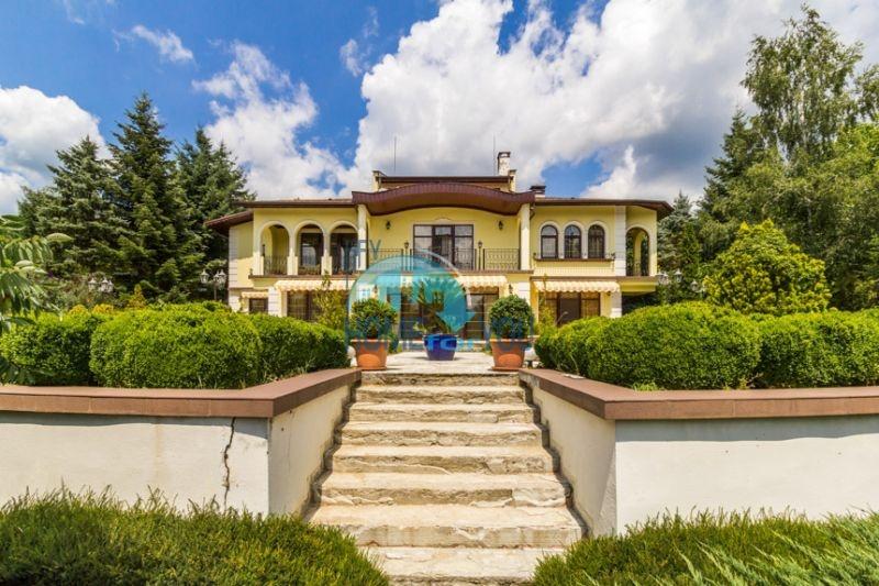 Роскошный трехэтажный дом у озера Сопот 15