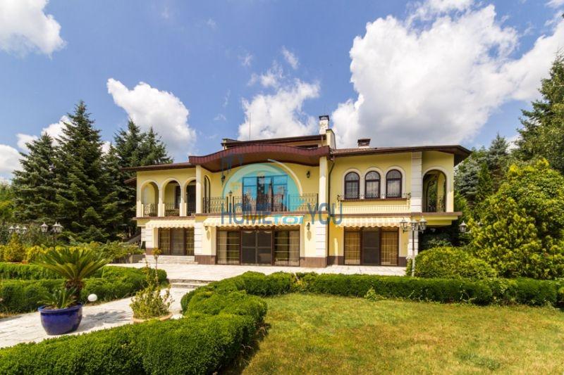 Роскошный трехэтажный дом у озера Сопот 18