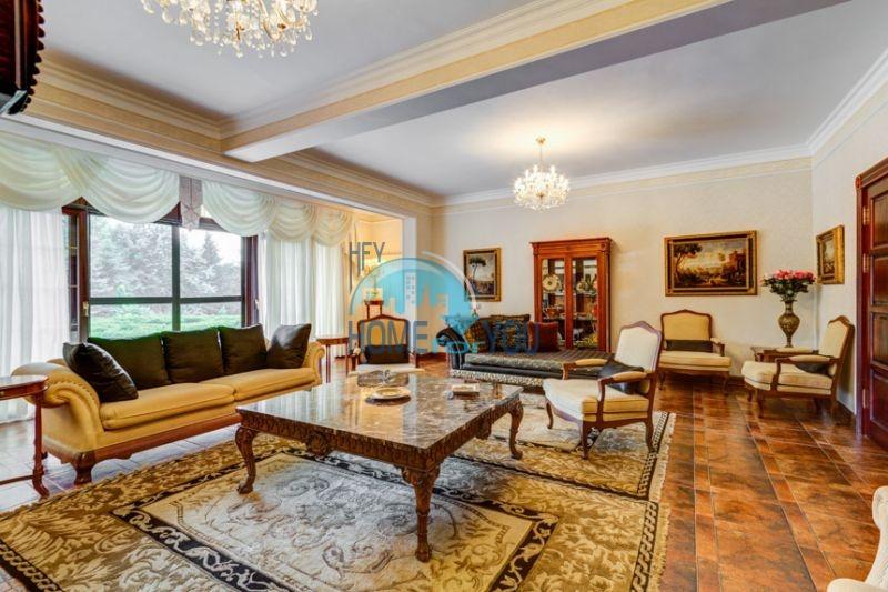 Роскошный трехэтажный дом у озера Сопот 27
