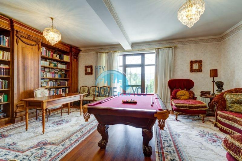Роскошный трехэтажный дом у озера Сопот 39