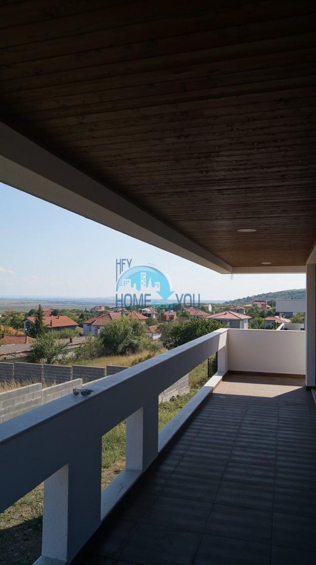 Шикарная современная вилла со своим обширным земельным участком в удивительно экологической дачной зоне около Бургаса 4