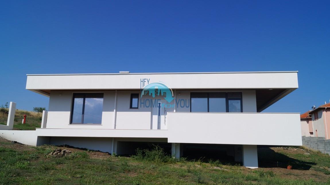 Шикарная современная вилла со своим обширным земельным участком в удивительно экологической дачной зоне около Бургаса 5