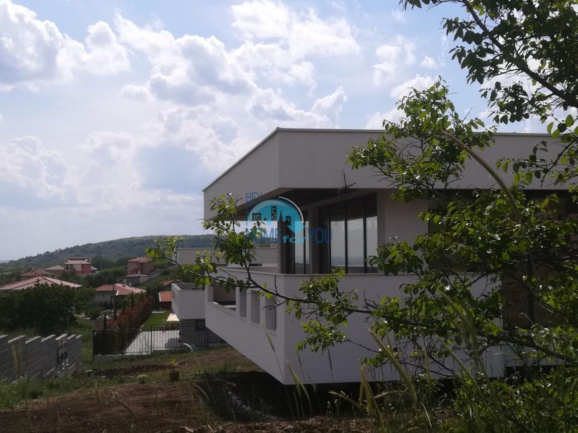 Шикарная современная вилла со своим обширным земельным участком в удивительно экологической дачной зоне около Бургаса 8