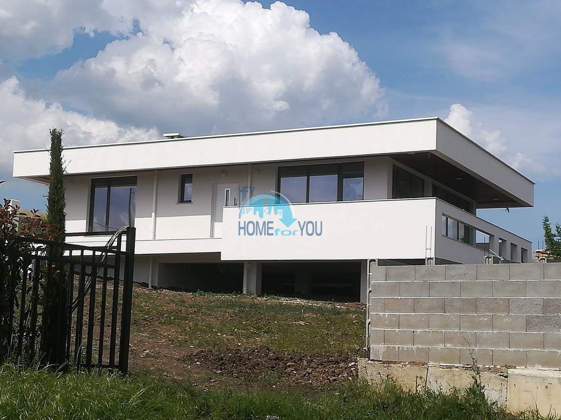 Шикарная современная вилла со своим обширным земельным участком в удивительно экологической дачной зоне около Бургаса 9