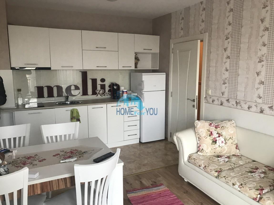 Современная опрятная квартира с двумя спальнями в элитном комплексе у моря, курорт Равда