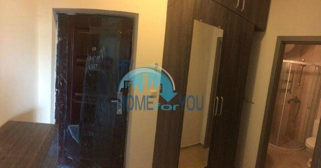 Студия в жилом доме без таксы содержания в городе Равда 4