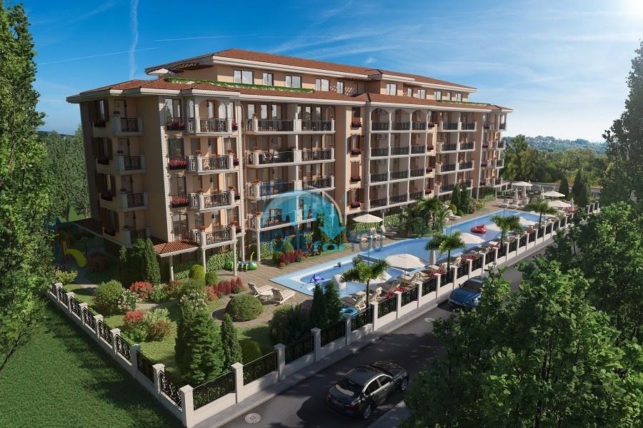 Комфортабельные апартаменты в новом уникальном комплексе на Солнечном Берегу - Emilia Romana Park