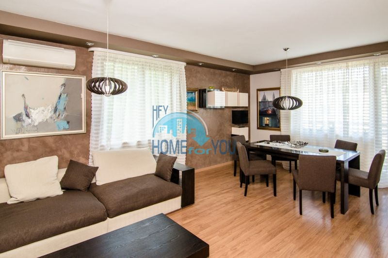 Трехкомнатная квартира класса Люкс в Варне 2