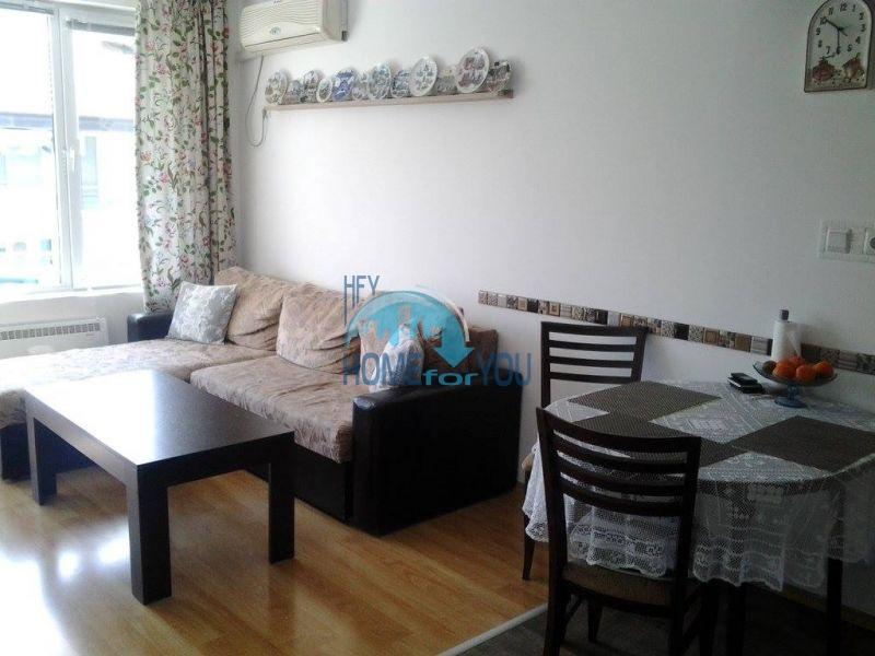 Трехкомнатная квартира с мебелью у моря в Сарафово, г. Бургас