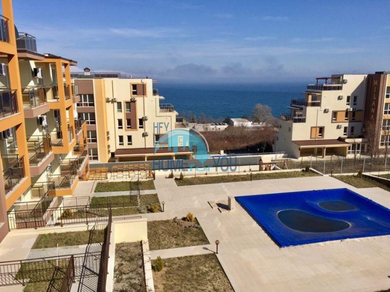 Трехкомнатная квартира с видом на море в град Бяла 8