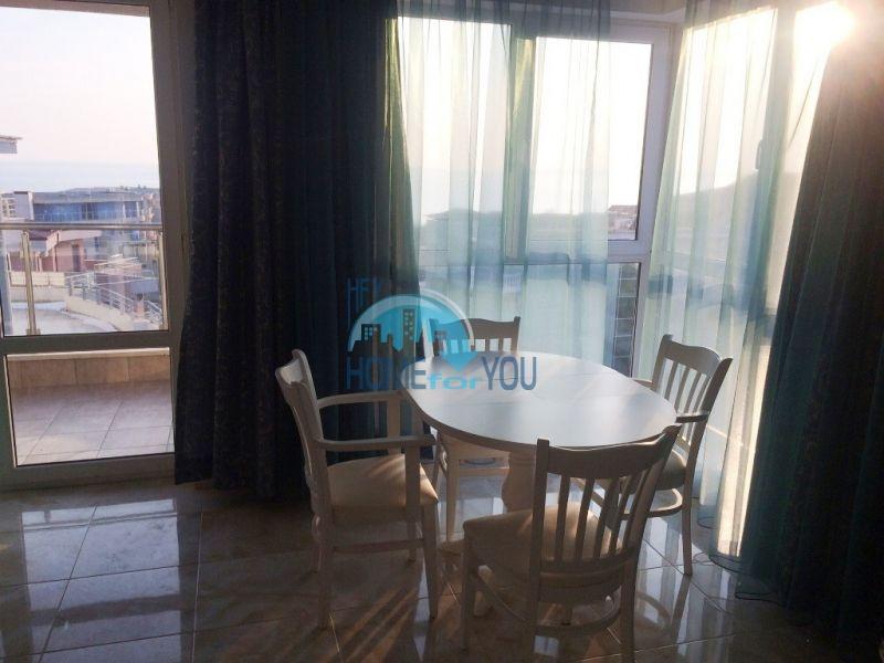 Трехкомнатная квартира с видом на море в Святом Власе 3