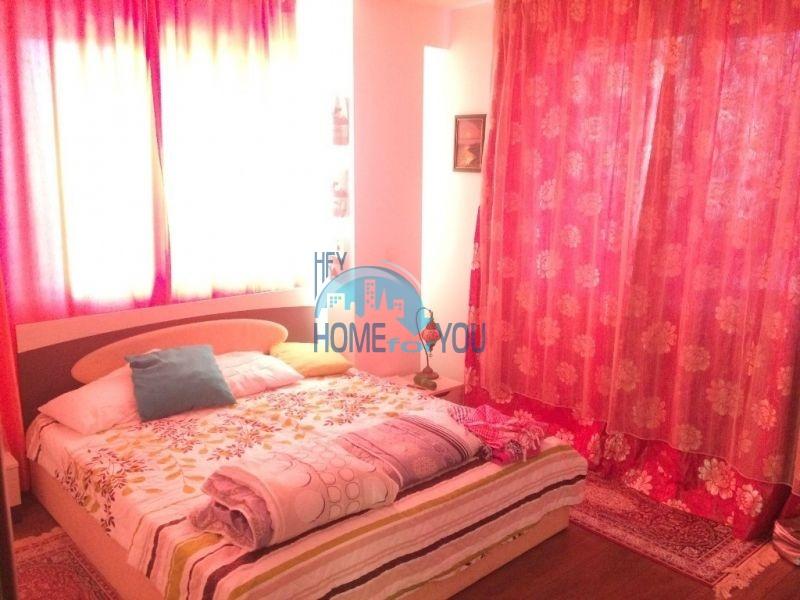 Трехкомнатная квартира с видом на море в Святом Власе 8