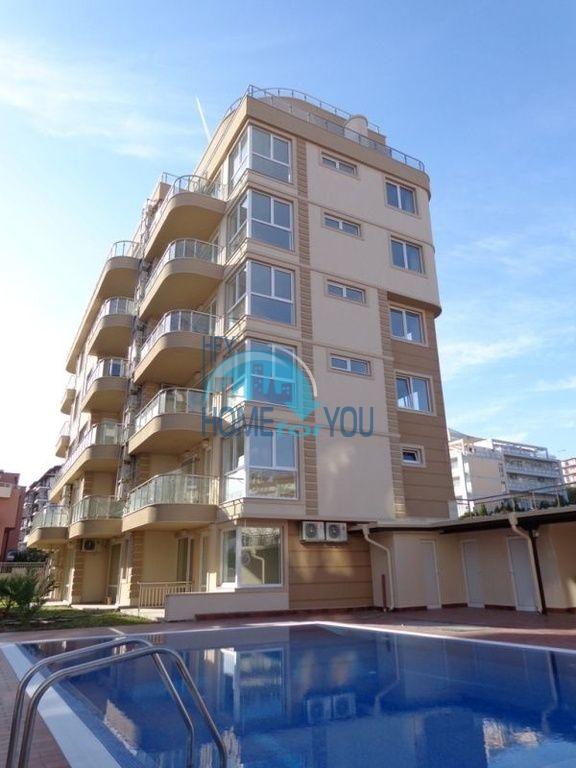 Трехкомнатная квартира с видом на море в Святом Власе 12