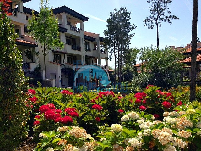 Трехкомнатная квартира в комплексе Оазис Ризорт и Спа Лозенец 24