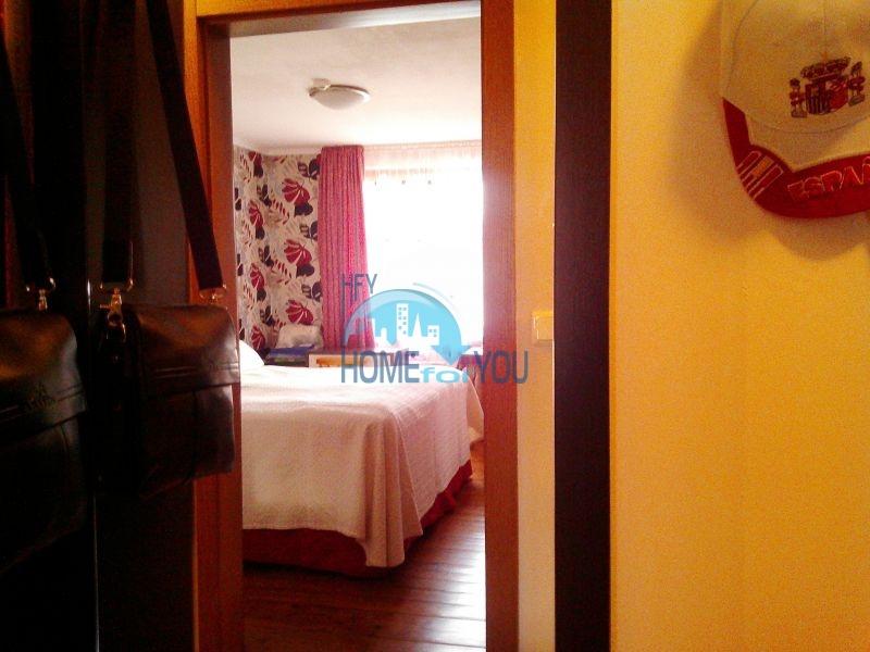 Трехкомнатная квартира в зимнем курортном комплексе Банско 9