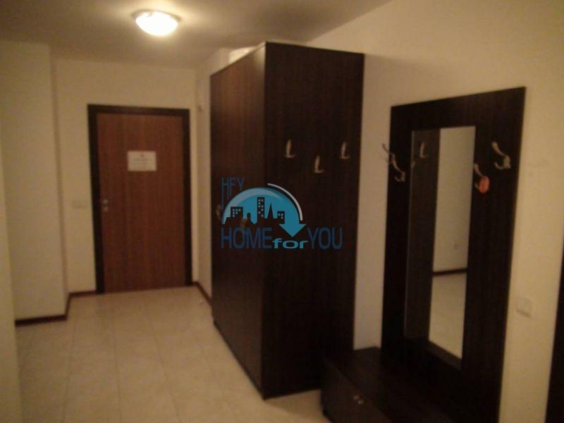 Трехспальный меблированный апартамент с видом на море на первой линии в г. Черноморец 15