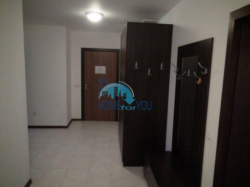 Трехспальный меблированный апартамент с видом на море на первой линии в г. Черноморец 24