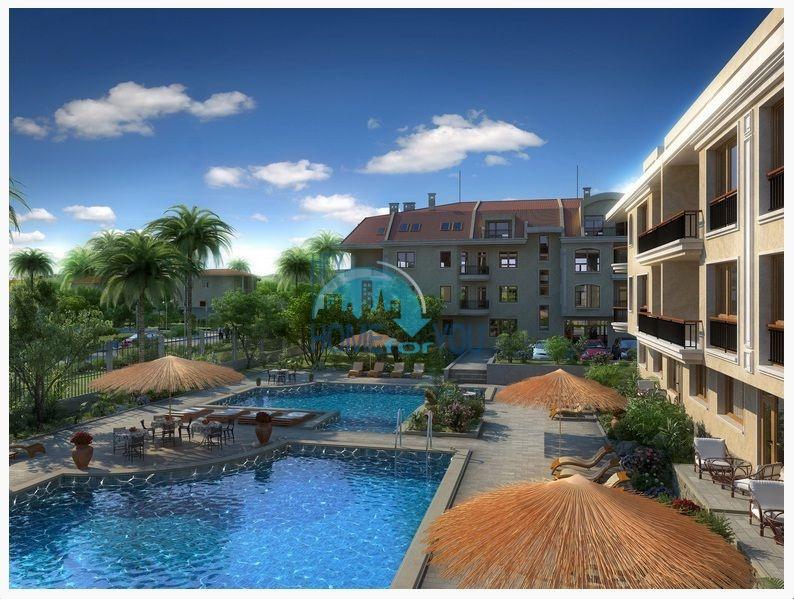 Недорогие квартиры в центре Равды - комплекс Дольче Рива  4