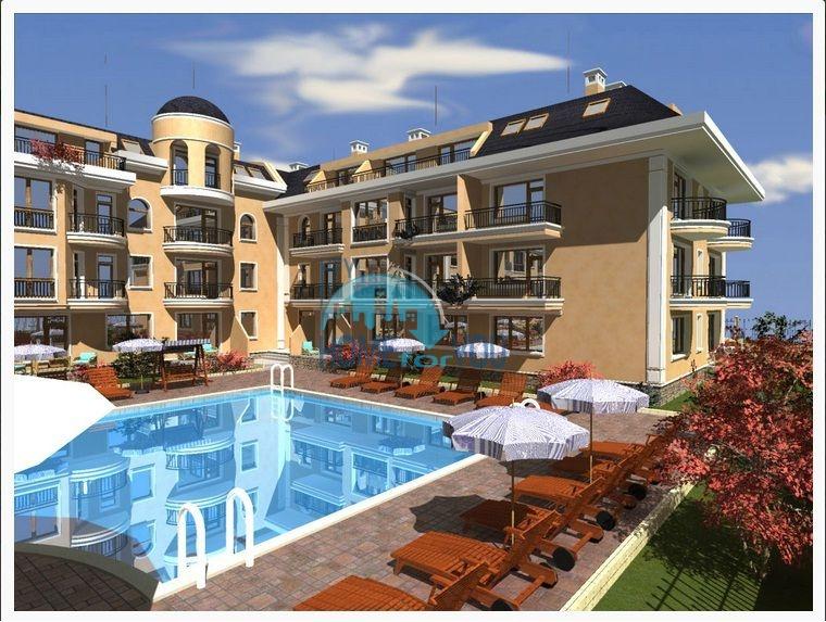 Недорогие квартиры в центре Равды - комплекс Дольче Рива  2