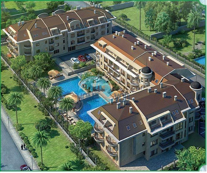 Недорогие квартиры в центре Равды - комплекс Дольче Рива  7