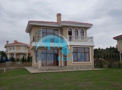 Новый готовый дом для ПМЖ в селе Близнаци