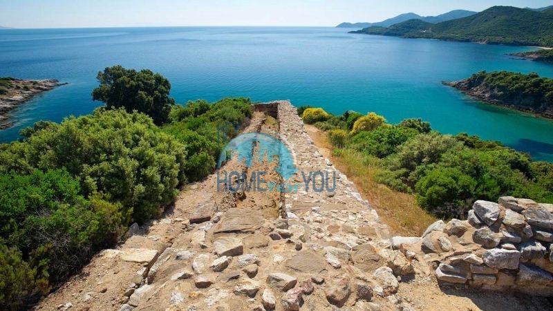 Дома и мезонеты в комплексе на Amouliani Island, Халкидики, Греция 8