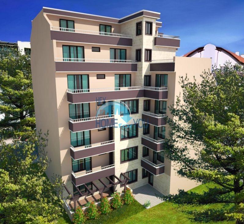 Продажа недорогих квартир в Поморие - Святой Никола 4 5