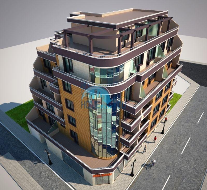 Продажа недорогих квартир в Поморие - Святой Никола 4 6