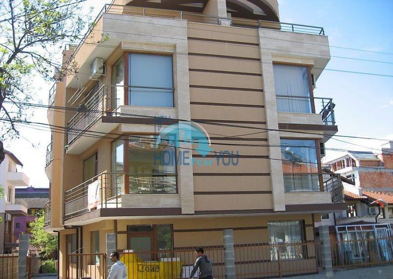 Двухкомнатная квартира с мебелью в  Сарафово, Бургас