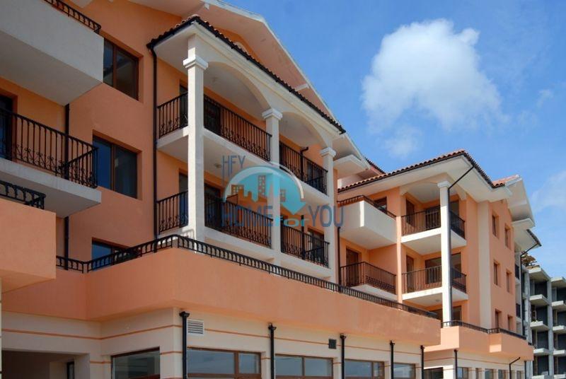 Двухкомнатная квартира в Приморско рядом с морем
