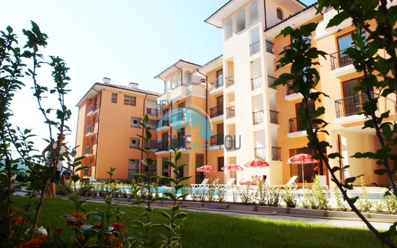 Двухкомнатная квартира в Приморско рядом с морем 2