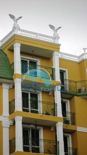 Продажа недорогих квартир в Солнечном береге - комплекс Golden Hermes 9