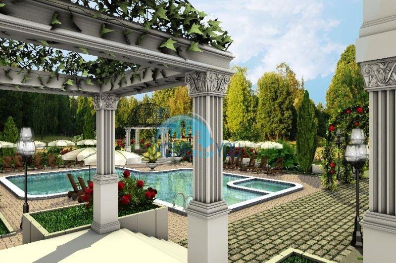 Продажа недорогих квартир в Солнечном береге - комплекс Golden Hermes 15