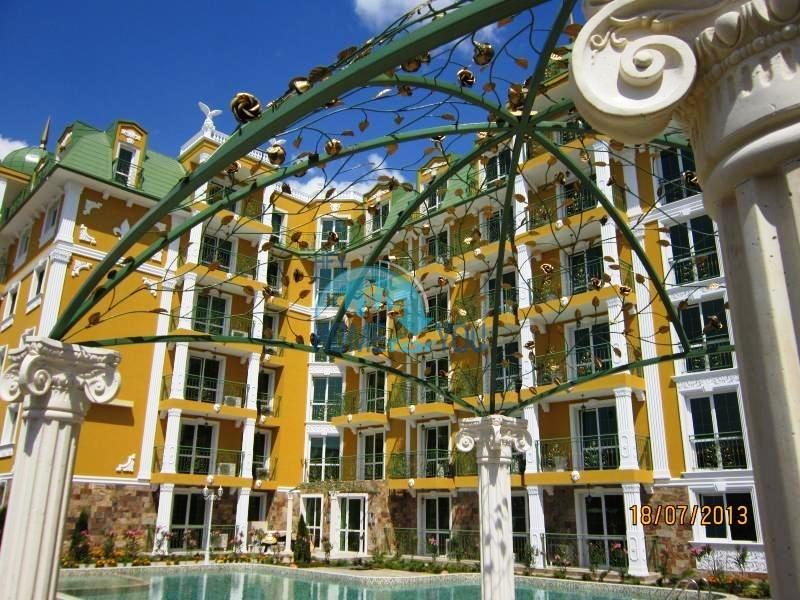 Продажа недорогих квартир в Солнечном береге - комплекс Golden Hermes 2