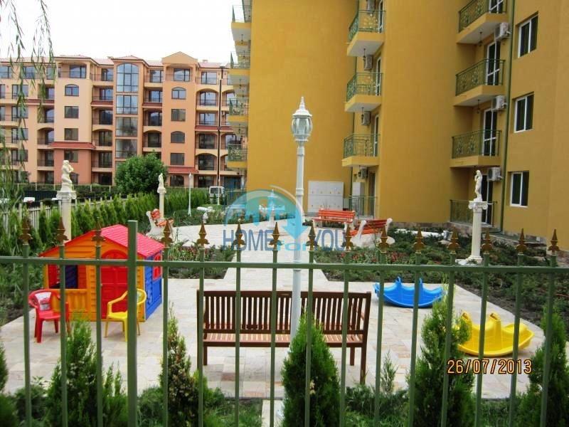 Продажа недорогих квартир в Солнечном береге - комплекс Golden Hermes 5