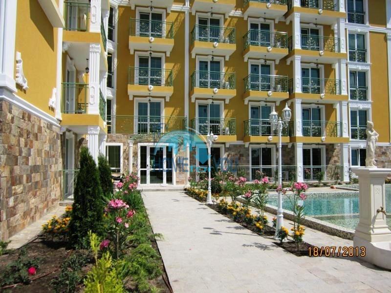 Продажа недорогих квартир в Солнечном береге - комплекс Golden Hermes 3