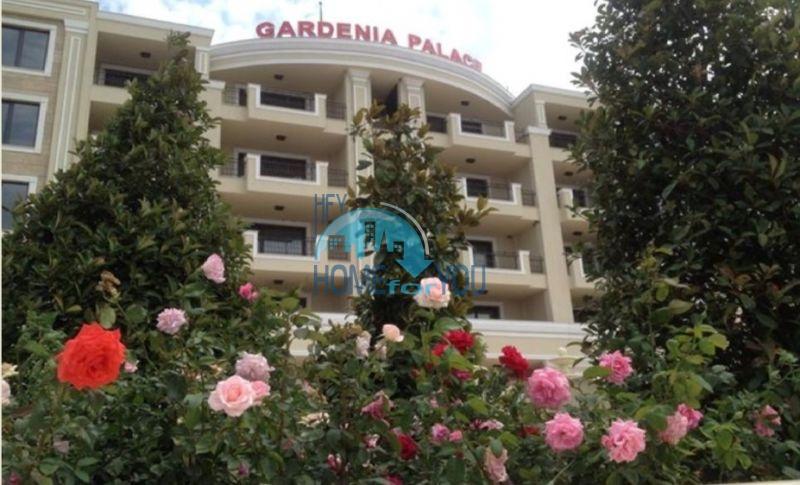 Элитные квартиры на первой линии моря - Гардения Палас 2