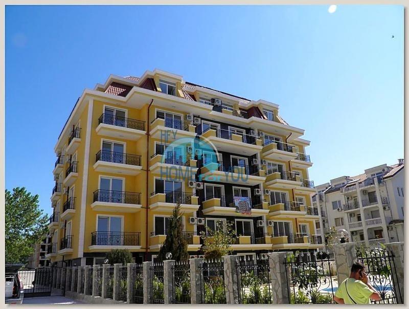 Недорогие квартиры в центре Солнечного берега - Magnolia Residence 4