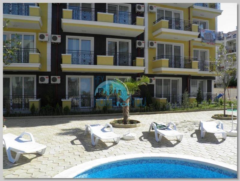 Недорогие квартиры в центре Солнечного берега - Magnolia Residence 3