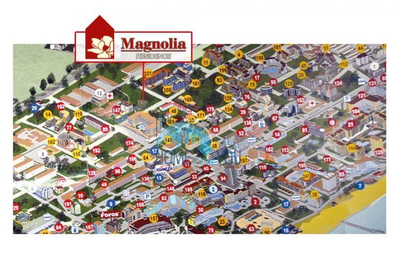 Недорогие квартиры в центре Солнечного берега - Magnolia Residence 11
