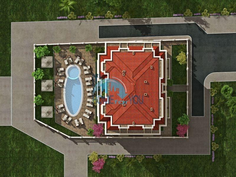 Недорогие квартиры в центре Солнечного берега - Magnolia Residence 12