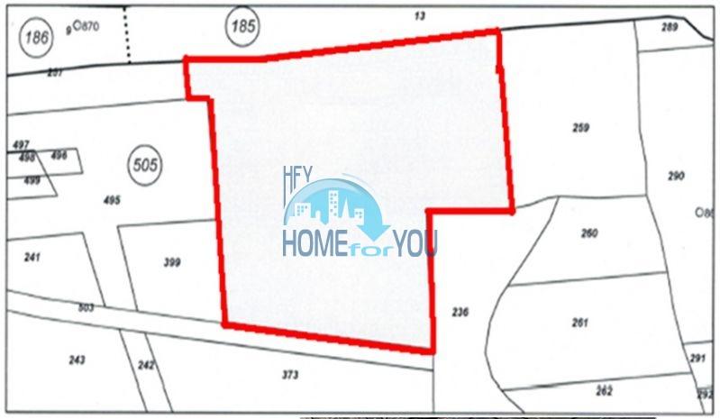 Продается земельный участок в г. Девня в 20 км от Варны 2