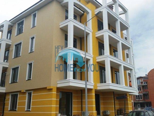 Недорогие квартиры в центральной части Несебра