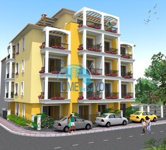 Недорогие квартиры в центральной части Несебра 5