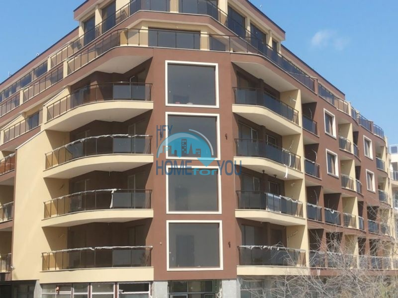 Продаются квартиры на первой линии в Поморие в комплексе Афины 5