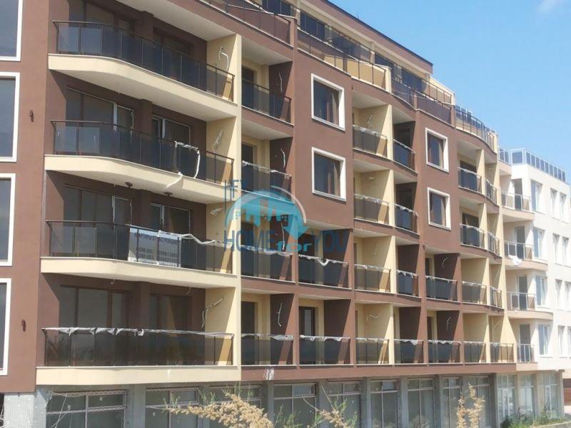Продаются квартиры на первой линии в Поморие в комплексе Афины 6