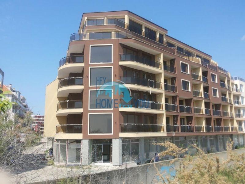 Продаются квартиры на первой линии в Поморие в комплексе Афины 7
