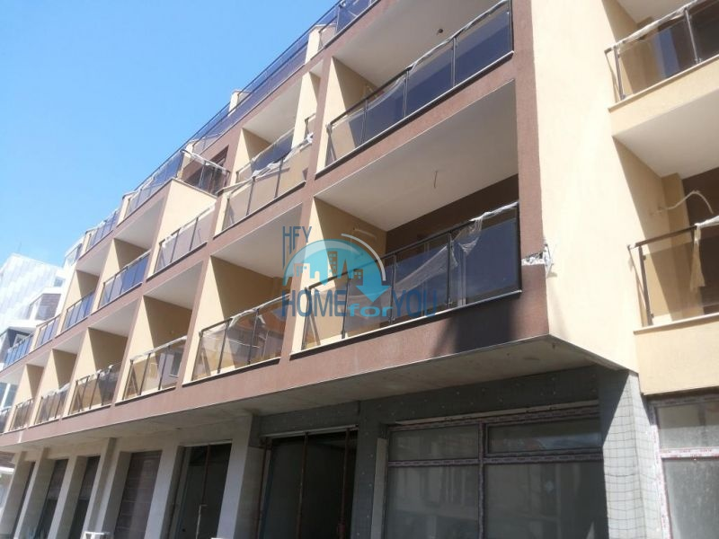 Продаются квартиры на первой линии в Поморие в комплексе Афины 11