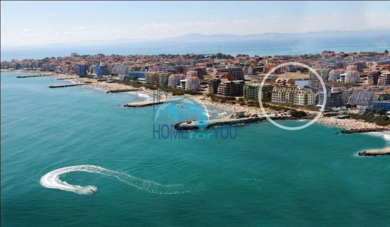 Продаются квартиры на первой линии в Поморие в комплексе Афины 2