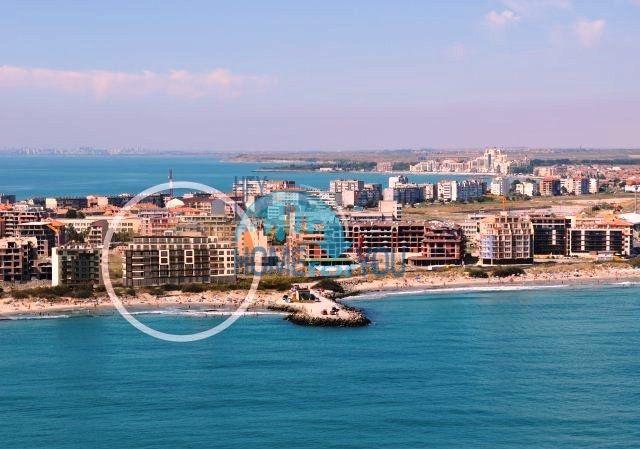 Продаются квартиры на первой линии в Поморие в комплексе Афины 4